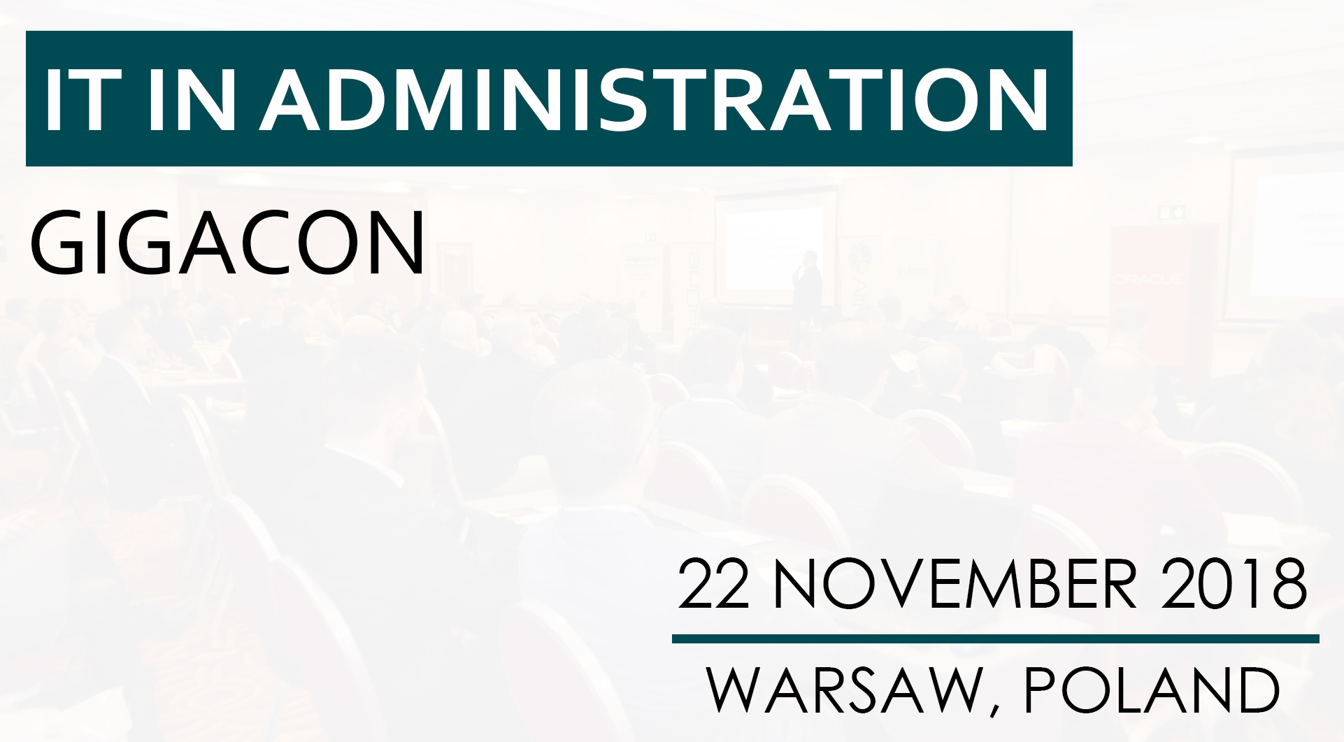 IT in administration Gigacon