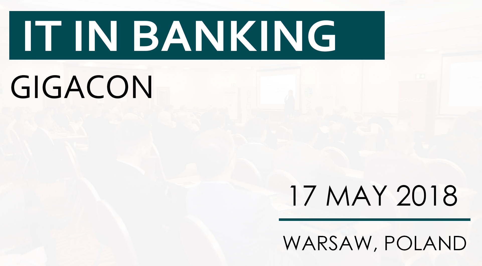 IT in banking Gigacon