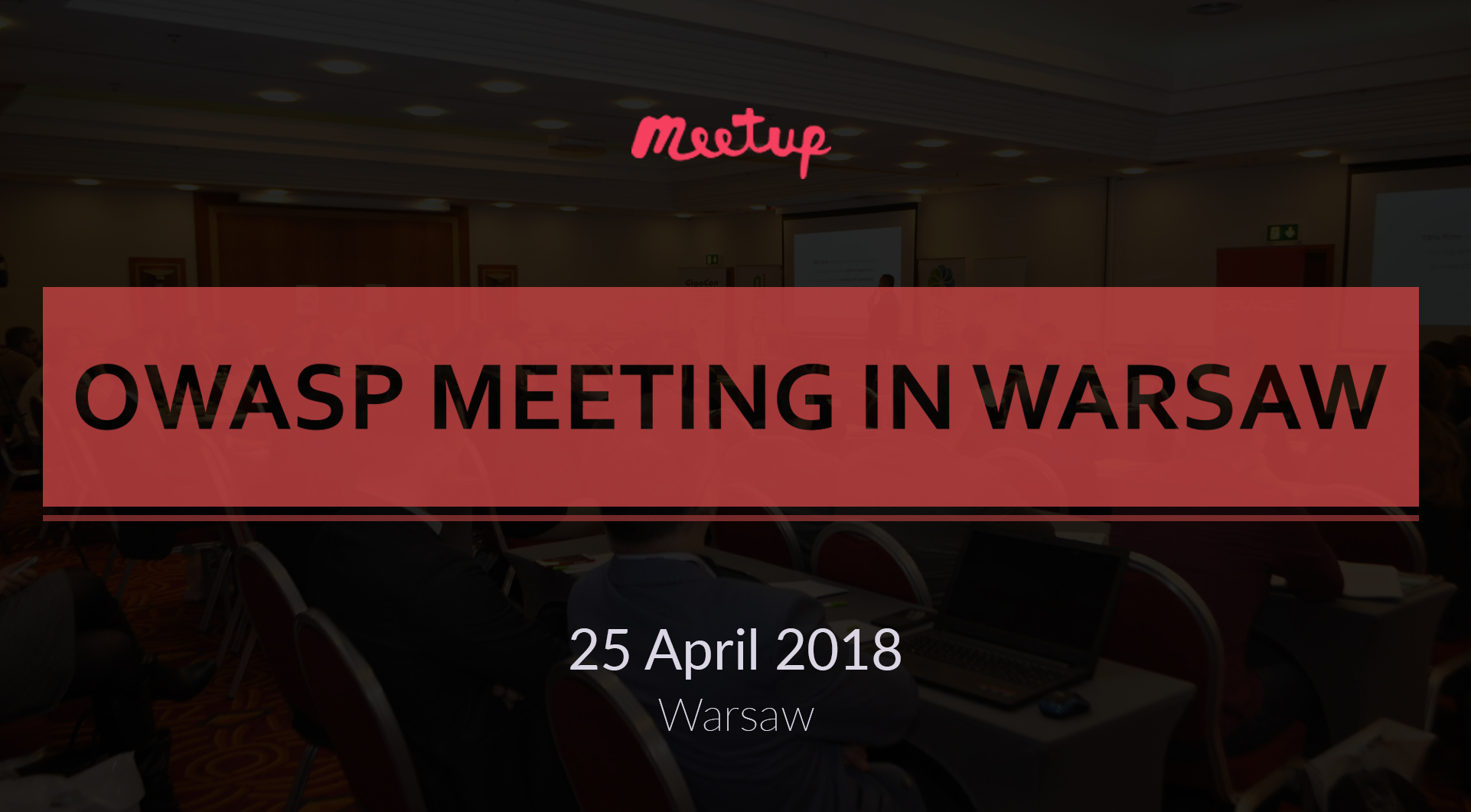 OWASP meeting in Warsaw