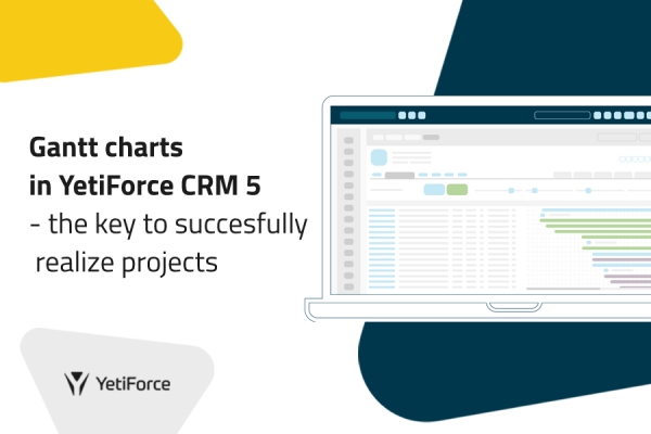 How to carry out projects more efficiently with the Gantt chart?