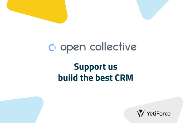 Support YetiForce on its way to becoming the best CRM in the world